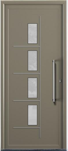 AVPlus11 - Modena Aluminium Front Door Quote