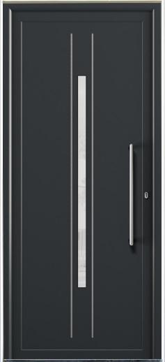 AVPlus9 - Alto Aluminium Front Door