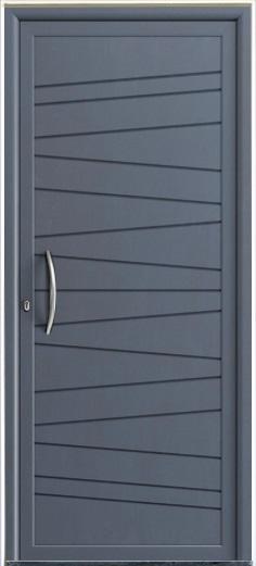 IP15 - Verona Aluminium Front Door