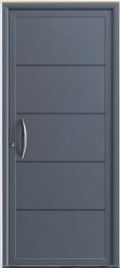 IP7 4 lines 134x300 - Turhaus Aluminium Front Door Range